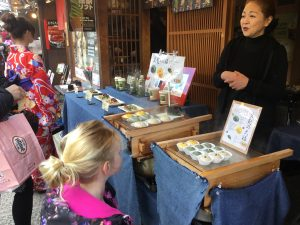 sweet Shops of Kyoto