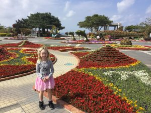 beautiful gardens at ocean Park
