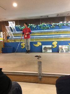 Habu Show Okinawa Village