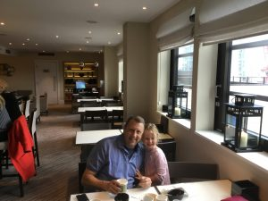 EXecutive Lounge at London Tower Bridge