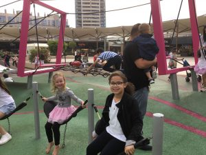 Playground at Diagonal Mar Center