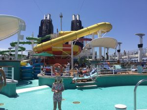 Great fun for the whole family onboard Royal Caribbean cruise