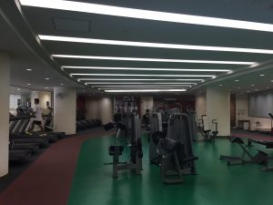 HIlton Narita Gym
