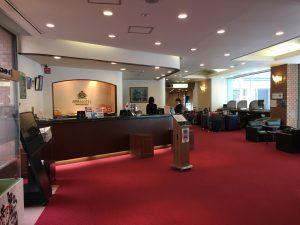 APA Sapporo Susukino-Ekimae Lobby