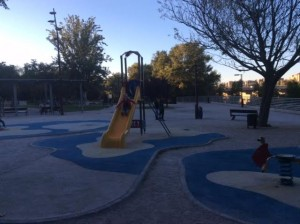 Playground in Zaragosa