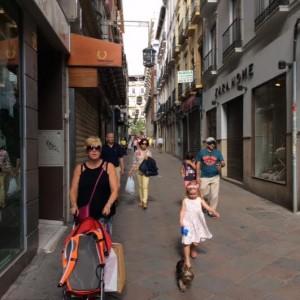 Touring Granada