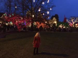 Peddler's Village at Christmas