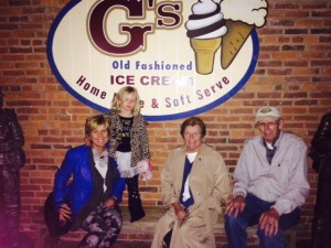 Mr G's Best Ice Cream in Gettysburg