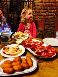 local specialities in Madrid