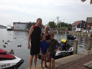 Jet ski family